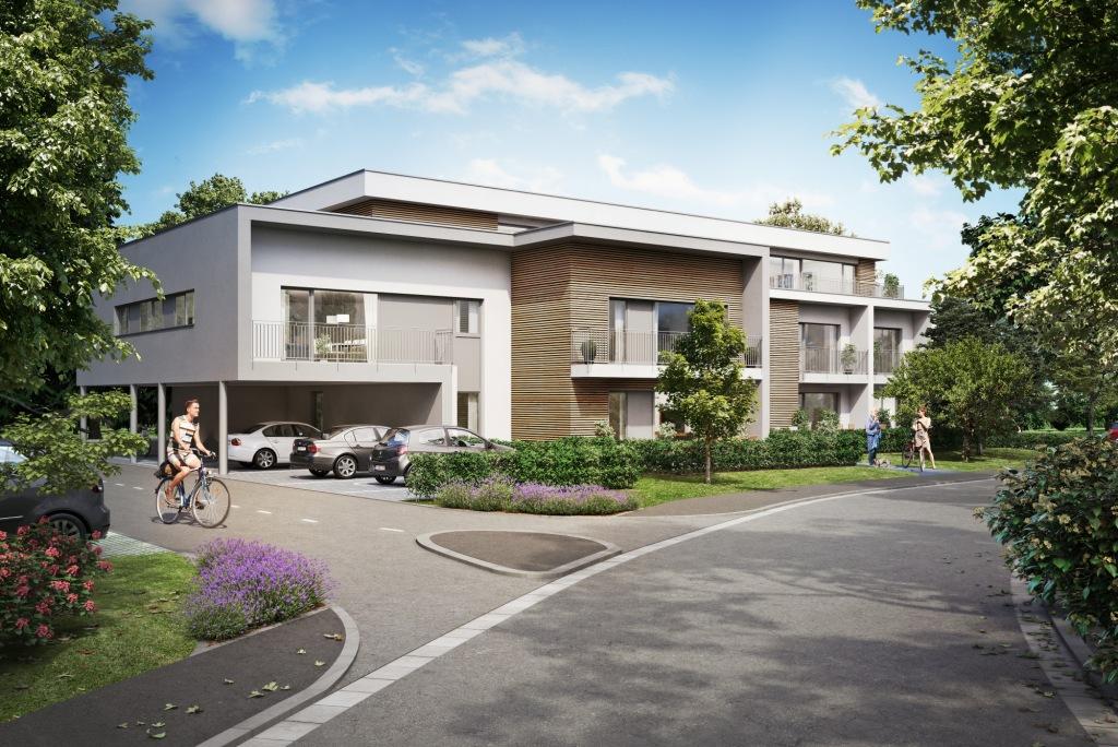 12 splendides appartements neufs 2 chambres terrasses for Garage du faubourg le quesnoy